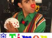 Magia clown eventos infantiles