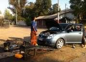 Cambiador aceites vehiculos