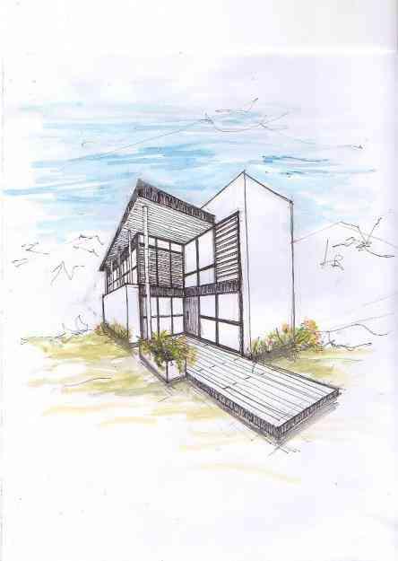 Arquitectura % Diseño de Viviendas. Anteproyecto sin costo alguno.