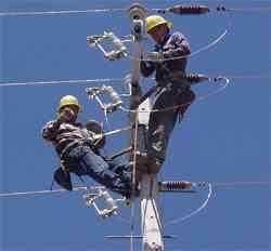 servicios de contratista obras electricas