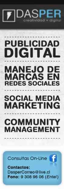 DASPER Creatividad Digital / Publicidad