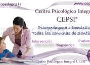 Cepsi® psicopedagoga a domicilio comuna peÑalolÉn