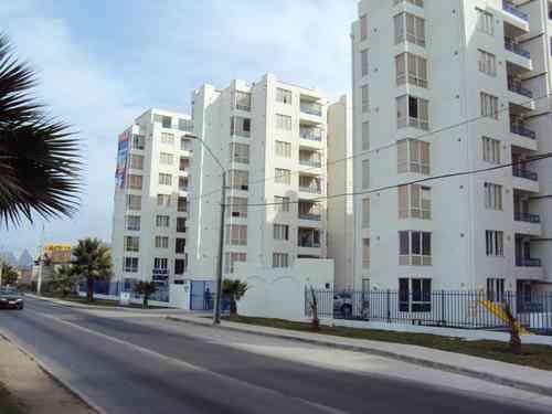 Se vende departamento edificio (frente a la playa, en Coquimbo);