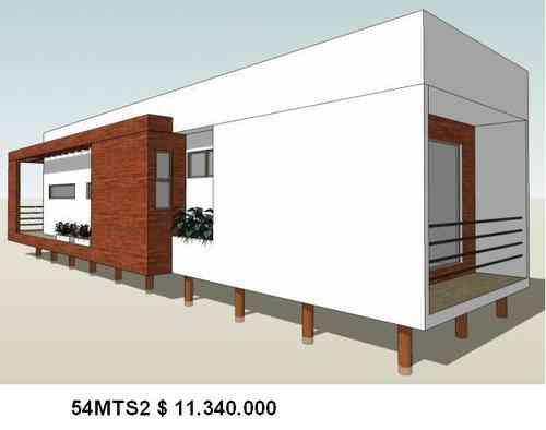 Casas de madera prefabricadas puente alto departamento casa en venta - Casas prefabricadas llave en mano ...
