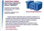 Gasfiter emergencia 24 hrs 61400383 - 88295399