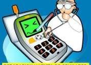 Servicio tecnico celulares mp3 mp4 acsesorios