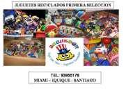 juguetes reciclados primera seleccion