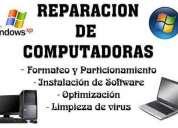 Reparacion de notebook ,pc,mac,netbook