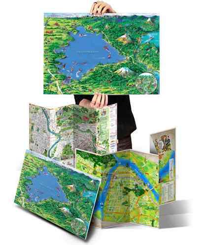 Tourmaps - Diseño de Mapas Turísticos