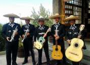 6 mariachis x $ 60.000. sal y tequila charros en chile