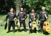 Charros,mariachis,serenatas mariachi sal y tequila