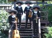 Servicio de mariachis a domicilio 02-7279788
