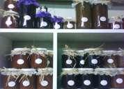 Mermeladas caseras desde la septima region del maule, a su mesa