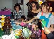 Animaciones de eventos y cumpleaños para niños de todas las edade