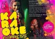 Karaoke para fiestas