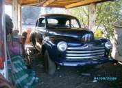 Autos antiguos de coleccion
