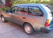 Vendo toyota corolla station wagon año 1997. unico dueño