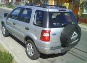 Unico ford ecosport xlt año 2005 77.600 km, como nuevo