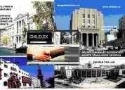 Abogados civil: juicios ejecutivos cobro de pesos