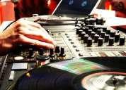 Dj busca trabajo en discotheque o productora de eventos