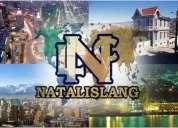 Natalis language centre, cursos de inglés en santiago y valparaís