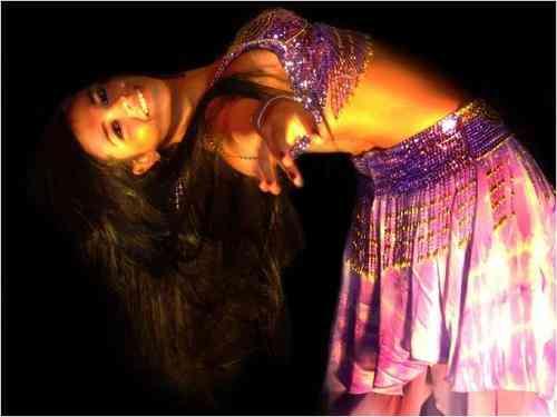 clases de danza arabe en san bernardo