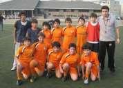 Escuela de futbol cobreloa puente alto