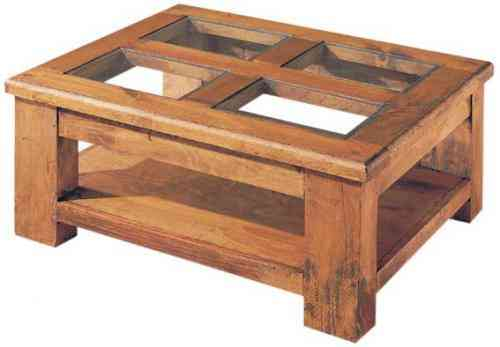 Fotos de mesas de centro rusticas temuco hogar - Mesas centro rusticas ...