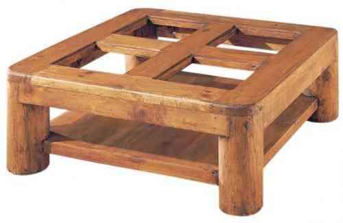Fotos de mesas de centro rusticas temuco hogar for Mesas de centro rusticas