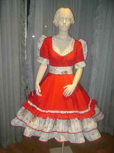 vestidos de huasa china