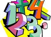 Clases particulares matematica, fisica ed. media y basica