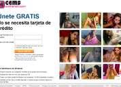 Mira webcam de chicas gratis; chatea gratis con hermosas modelos, antes de pagar