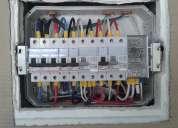 Tecnico electricista a domicilio 9-91060582