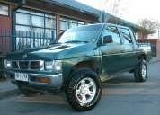 Camioneta nissan d21 año 2002 liberada