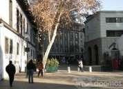 Venta oficina santiago metro universidad de chile - iglesia san ignacio 27500 uf