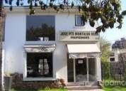 Venta oficina vitacura alonso de cordova / el litre - 22500 uf