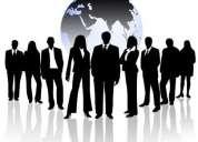 Encargado ventas de programas de formación de ejecutivos.