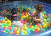 ¡¡ descanse...nosotros organizamos la más linda y entretenida fiesta para sus hijos!!