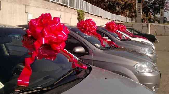 Cintas de regalo mo os rosetones y lazos maip otras ventas - Lazos grandes para regalos ...