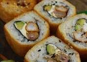 Ayudante de sushi