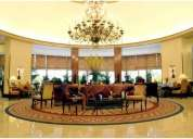Hotel las condes 5 estrellas necesita aseadores