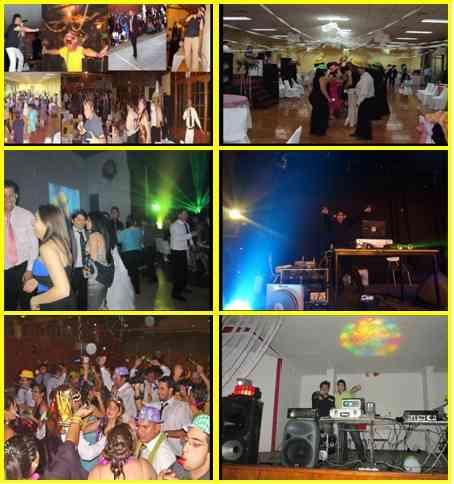 Musica para Fiestas,Dj,Iluminacion,Animacion de Matrimonios y Eventos en Rancagua