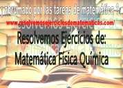Se resuelve tus ejercicios de matemÁtica c:511-945675169 problemas