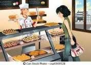 Se arrienda panaderia con horno chileno, funcionando en la serena