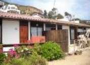 Cabaña para 8 personas. 4 habitaciones - maitencillo, chile. cod: 2425