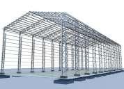 Construcción de estructuras metálicas de todo tipo