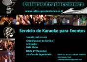 Servicio de karaoke santiago de chile
