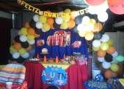 Realizamos tu fiesta de cumpleañois