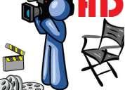 Grabacion profesional y edicion | ¿deseas grabarte?