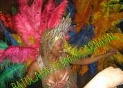 Mulatos samba capoeira 96827174 y batucada